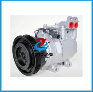 HS15 Car air conditioning compressor Hyundai Accent II  III Getz 1.5 CRDi F500-DEYQA-02 F500-KP5DA-01 F500-KP5DA-02 F500-KP5DA-03 QCVBB-01 97701-1C600 97701-25200 97701-17000