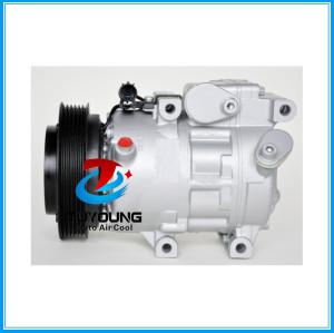 VS16N Car ac compressor for Hyundai Santa FÉ II i30 Kia Magentis CEE'D 4 Seasons 97809 98809 97701-2L302 97701-1H300 F500-AG7DA-02