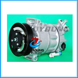 Sanden PXE16 SD1603 1603F 1603P car air conditioning compressor Opel Insignia Saab 9-5 13232305 13262836 P13232305 P13262836