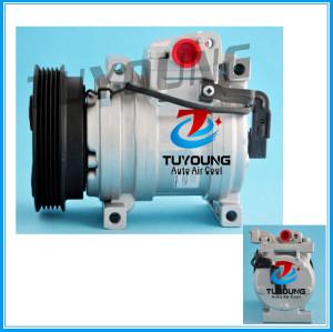 Halla HCC HS09 auto air pump Hyundai i10 Kia Picanto F500-CPAAA-02 97701-1Y000 car ac compressor