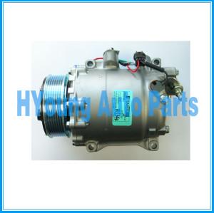 fit HONDA CRV 2.4L 2007-2010 Sanden TRSE090A Compressor air pump 7PK 106MM DM 12V Sanden 4920 3752 3880-R27-A010A-M2 3880R27A010AM2