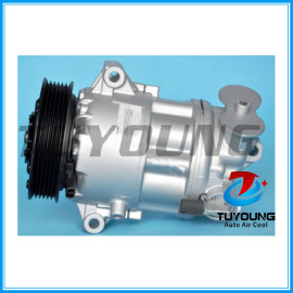 Air conditioning compressor for Alfa Romeo 1.4 1.6 1.8 2.0 2010- Delphi 5 CVC 01140831 50509535 50533539 50547718