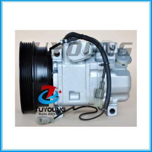 Panasonic Car air conditioning compressor for MAZDA 323 626 Premacy H12A0AA4RU H12A0AH4QU H12A0AX4QU H12A1AA4DJ C100-61-K00 GE9E-61-K00
