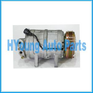 Auto air conditioning compressor for Nissan Caravan coach compressor DKS17CH 12V 4PK 126mm 92600-VW100 5060120160