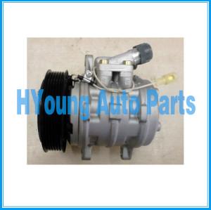 COMPRESSOR DENSO 10P08 6PK IMPORTADO , Compressor Mod.10p08 Universal Polia 1a
