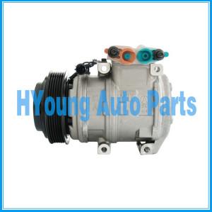 High quality auto parts A/C compressor 10PA17c for KIA Grand Carnival 977014E611