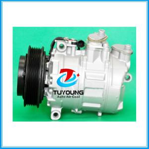 7SBU16C Car ac compressor fit Land Rover Freelander 471-1383 97380 471-0383 2403-558909 11197380 CO 11025Z 4 seasons 97380 98380