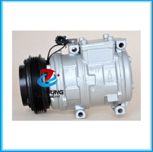 10PA17C car air conditioning compressor fit KIA Carens II (FJ) 1.6, 1.8, 2.0 4 seasons 97845 98845