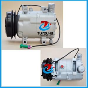 Zexel DCW17D auto ac compressor fit AUDI 80 Coupe 4 seasons 587661 577661 8A0260805AF 8A0260805AA 8A0260805AC