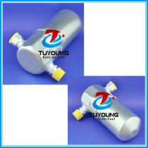 Aluminium auto air conditioning receiver dryer fit AUDI 80, 90, A4, A6 4 SEASONS 33328 4B0820192 8A0820191AB 8A0820193AB 8D0820192