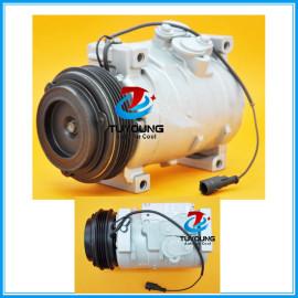 10S17C Auto ac compressor fit  IVECO Daily FIAT Ducato 247300-8220 447160-4490 447280-1800 5801362246