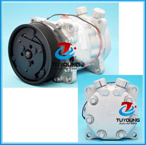 SD 7H15 SD 709 auto air conditioning compressor fit Alfa Romeo 164 4 seasons 67521 68521 60601070 60808589 60584039 60810769