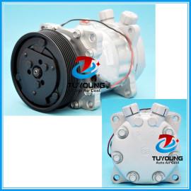 SD 7H15 SD 709 auto air conditioning compressor fit Alfa Romeo 164 4 seasons 67521 68521 60601070 60808589 60584039 60810769