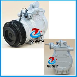 10PA17C Auto ac compressor fit KIA SORENTO I (JC) 2.5 CRDi 4 seasons 97849 98849 16150-17700 97701-3E000 97701-3E300 97701-3E050