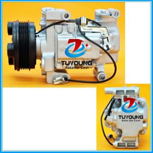 air conditioning compressor fit Mazda 3 5 2.0, 2.3 H12A1AH4DX BP4S-61-K00 BP4S61K00 4 seasons 58463