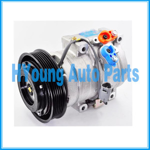 Auto AC Air Compressor Pump 10S17C PV6 for LEXUS RX300 EX300 MCU15 3.0 3.3 88320-48030 88320-48060 88370-48021