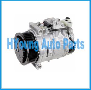 Auto parts ac compressor 7SEU17C for Mercedes benz S W220 W203 S203 320 W163 0002308611 0012300111 0022308111 A0012303011 A002230811180 A001230301180