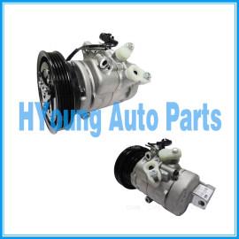 10SA13 auto ac compressor for Suzuki Alto Celerio Nissan Pixo 2008- 447280-1950 4472801960 447280-0490 95200-M60MA 276304A00G 140712A21184