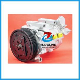 SD7C16 auto ac compressor for Citroen C5 Peugeot 407 2.0 HDi  1301F 6453PP 6453RE 9648138980