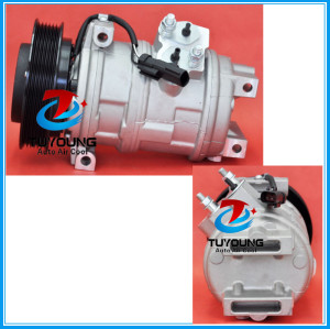10S17C Car Air conditioning compressor for Chrysler Pacifica 3.5 L 4 seasons 68342 67342 5005496AD 447220-4683 20-11276 5005496AG