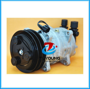 Seltec TM16 12V fit Iveco Daily III Short Buses ac Compressor 4 seasons 5800095 1691737C1 75R8712 RD596097 10056011 ZGG705044 10056011