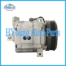 C09-9583 Air Conditioning Compressor for Mitsubishi Pajero IO 1.6 1.8 1999-2007 DKV11G 5pk