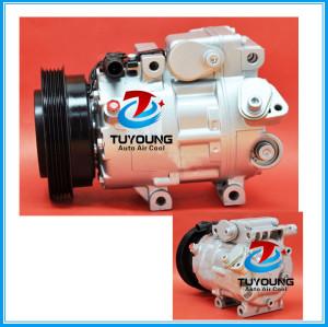 Visteon VS16 auto ac compressor fit Hyundai Accent II i30 , KIA Cee'd Pro Cee'd 4 seasons 98811 97811 977011E305 97701-1E300 977012H200 977012H202 977012H240 F500AN6CA05 F500AN6CA06 F500CB5DA1