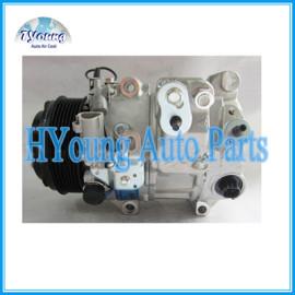 Car auto air ac compressor 7SBH17C for Lexus ES350 3.5L/Toyota Venza 88320-28420 88320-08060 88320-0T010 447260-1150