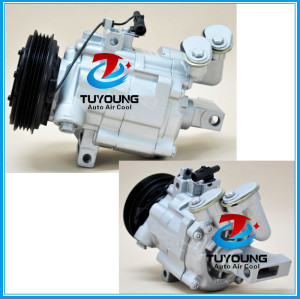 ZEXEL DKV08R Air conditioning compressor Opel Agila Suzuki Splash 9520051KAO 95200-51KAO 9520051KA0 95200-51KA0