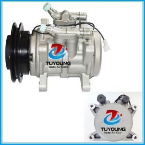 COMPRESSOR 6P148 0110 12V PV6 8FK351339161 Universal Vehicle Denso 6P148 82292901