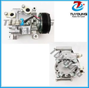 QS70 Compressor Ar Condicionado Fiat Grand Tetrafuel Siena 1.4/Bravo 1.4/Doblo 2010/2015  51873922