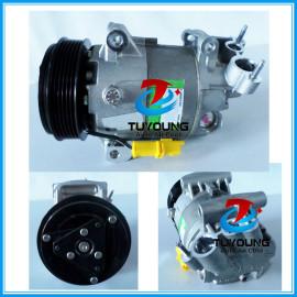 Delphi compressor de ar condicionado automatico CS20240 Peugeot 206 207 1.4 1.6 2007> Citroen C3