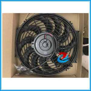 12 inch automotive electric fan motor fit truck vehicle 24V