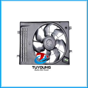 Auto A/C Radiator Cooling Fan fit Hyundai Tucson Sportage 2.7 05/10