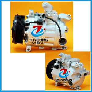 DCS17EC auto ac compressor Infiniti G35 M35 3.5L 4 seasons 67688 68668 12587.7T1NEW 12587.7T1 CO 11331C KT 1291