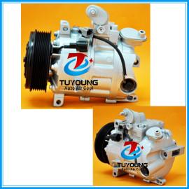 DCS17EC auto ac compressor Infiniti G35 M35 3.5L 4 seasons 67688 68668 12587.7T1NEW 12587.7T1 CO 11331C KT 1291