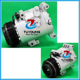 HCC RS18 auto ac compressor Mazda 3 6 CX-3 CX-5 CX-7 F500RNBAA03 F500AUCAA05 F500JUBCA02 F500-RNBAA-03 F500-AUCAA-05 F500-JUBCA-02