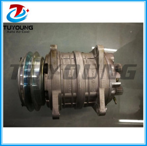 Factory direct sale NEW TM-08D auto ac compressor for Tractors, trucks 0907-0109 1PK 12V/24V