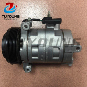 Factory direct sale DKS-17D auto ac compressor for jeep wrangler 2001- 506211-8631 5062118631