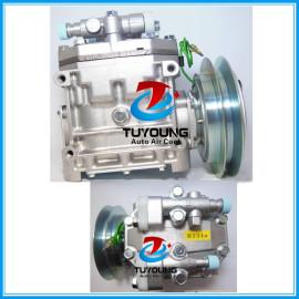 oem ME121066 car a/c compressor for Mitsubishi Fuso Fighter truck auto air pump 24V 1B ACA200A007A FK337D-553073 FK337D553073