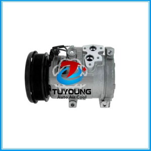 10S17C automotive air conditioning compressor for MITSUBISHI GRANDIS 447260-8170 247300-3320