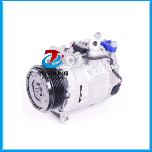 Auto A/C Compressor for Mercedes-Benz S-CLASS CL500 W220 S430 Couple C215 A0022307511 0012300011 001230001188 447150-1860