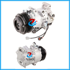 6SBU16C Auto A/C Compressor For Toyota Crown Lexus GS300 IS250 IS350 GS350 883203A270 88320-3A310 9644727055 964472705584 60-02290NA