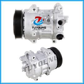 Car air conditioning compressor for Toyota RAV4 Lexus NX200t 4471504094 447150409484 88310-0R041 88310-42380 883100R040