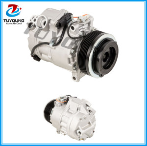 64 50 9 121 75864 52 9 185 142 auto air con ac compressor for BMW X5  3.0L 6452918514203 64529195972