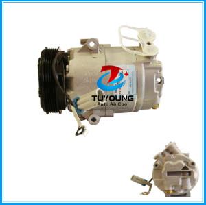 Delphi GM compressor de ar condicionado automatico Chevrolet Celta Prisma 1.0 1.4 2012 - 2015 CS20068 93354502 90510419 94702376