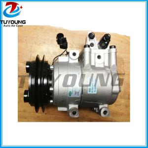 auto ac compressor for Hyundai Porter 2.5 Kia Bongo 3 977014e500 977014 e500 977 014e 500 F500QCVBA10