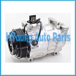 High quality auto parts A/C compressor 6CA17C for Mercedes Benz C280 447200-9053 0002345203 A0002301311