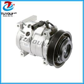 10S17C auto ac compressor for CHRYSLER JEEP WRANGLER 2.4L MC447220-4253 447220-4253 447220-4250 55037578AC RL037578AC
