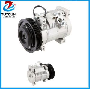 10S20C auto ac compressor for Dodge Caravan Chrysler VOYAGER 447220-3442 5005498AF 97347 1522033 10349210 638838 78301
